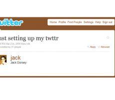 """مؤسس تويتر يبيع أول تغريدة على الموقع بـ""""2.5$"""" مليون"""