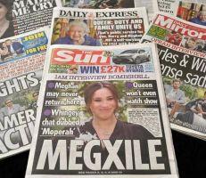 ماذا قالت الصحافة البريطانية عن مقابلة هاري وميغان؟