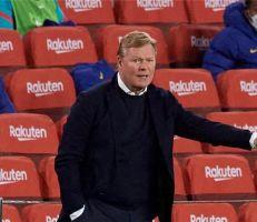 لاعبو برشلونة يرفضون صفقة كومان المنتظرة