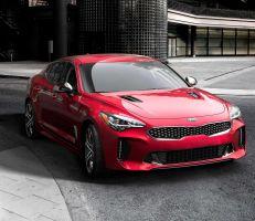 السيارة الرياضية كيا ستنجر  GT  2019 : أداء مميز وتصميم أنيق وسعر اقتصادي