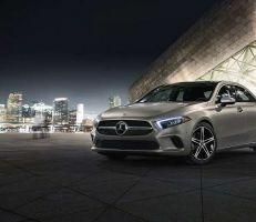 Mercedes 2019 a-class