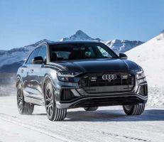 Audi Q8 2019: واسعة وقوية ومعززة بأفضل تكنولوجيا