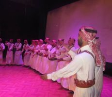 محافظة درعا تفتتح مهرجان حوران التراثي الشعبي الأول