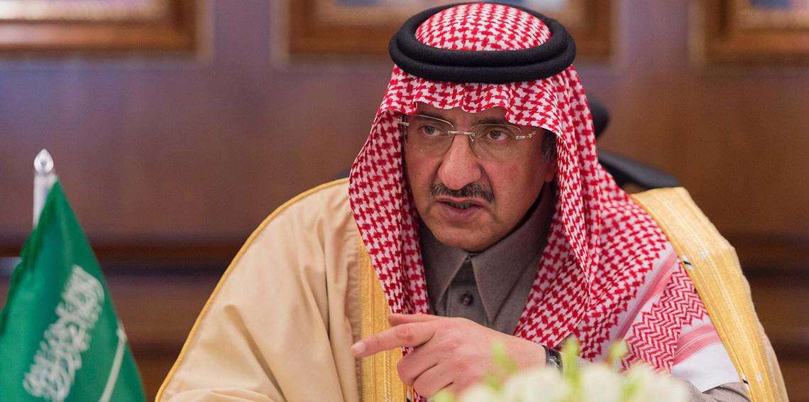 المشهد أونلاين عبر موقع تويتر حملة تشويه كبيرة ضد ولي العهد السعودي السابق