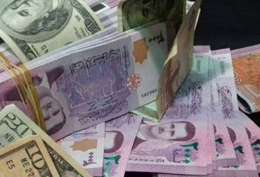 ارتياح لقرار يخص الدولار … تسليم حوالات التجار والصناعيين بالدولار وللمواطنين بـ2825 ليرة مقابل الدولار