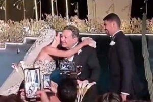 عمرو دياب يحيي حفل زفاف أسطوري لابنة سامر الدبس !!