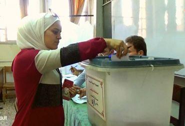 """""""المشهد"""" ترصد أجواء الانتخابات الرئاسية في محافظة طرطوس (فيديو)"""