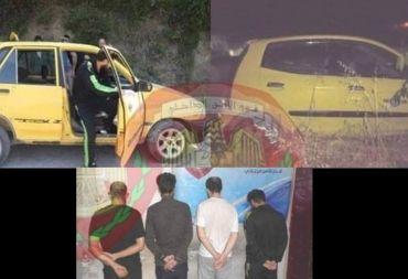 منشور على الفيسبوك يكشف عصابة قامت بقتل سائقي سيارتي أجرة في اللاذقية العام 2019