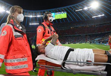 إيطاليا تتلقى ضربة موجعة وتفسد احتفالات تأهلها لنصف نهائي كأس أوروبا