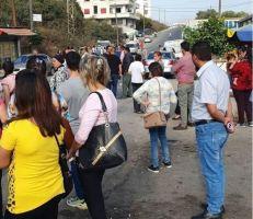 أزمة نقل كبيرة تشهدها كراجات الانطلاق في مدينة طرطوس وريفها