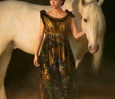 مجموعة Christian Dior للأزياء الراقية لربيع وصيف 2021