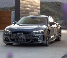 e-tron GT الجديدة:سيارة أودي الكهربائية المنافسة لتيسلا (صور)