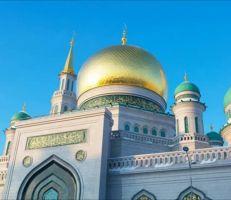 الأول من نوعه في العاصمة الروسية ..متجر للأدب الإسلامي في مسجد موسكو الجامع
