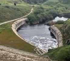 إطلاق مياه الري من سد محردة لإرواء 15 ألف هكتار من الأراضي الزراعية