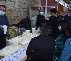 75 شركة مشاركة في سوق رمضان الخيري بطرطوس .. وسوق ثانٍ خلال الأسبوع القادم .