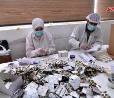 تاميكو تنفذ 126 % من خطتها الإنتاجية خلال الربع الأول من العام الجاري