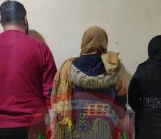 القبض على عصابة سرقة في حلب تقودها امرأة