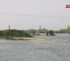 تخفيض حصة سورية من نهر الفرات يهدد بكارثة إنسانية وبيئية واقتصادية لمنطقة الجزيرة
