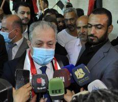 المهندس عرنوس عقب إدلائه بصوته: الانتخابات ستؤسس لمرحلة قادمة تحمل الخير والأمل لسورية