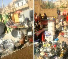 سوق الجمعة.. السوق الأكثر شعبية في دير الزور
