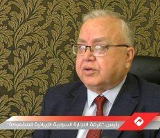 فهد درويش: نعمل على إنعاش العلاقات السورية الإيرانية ونظمنا خط الشحن البحري (فيديو)