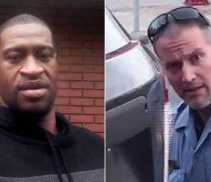 الولايات المتحدة: حكم بالسجن 22 عاماً ونصف للشرطي الذي قتل جورج فلويد