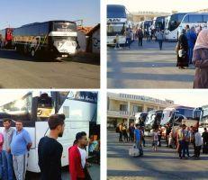لماذا تتضاعف تذكرة السفر من دمشق إلى دير الزور