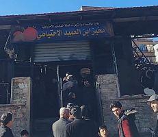 """أزمة الخبز في سوريا: """"ريجيم"""" مجاني للشعب برعاية وزارة حماية مستهلك (فيديو)"""