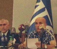 مدرب منتخبنا الوطني نزار محروس في مؤتمره الصحفي: مهمتنا صعبة لكنها ممتعة (فيديو)