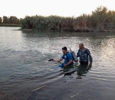 تسجيل حالة غرق جديدة في نهر الفرات لشاب يبلغ من العمر 17 عاماً