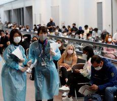 أول حالة إصابة بكورونا بين البعثات الأولمبية تنقل للمستشفى في اليابان