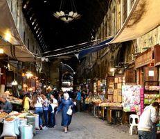 رغم قدوم العيد: جمود في أسواق دمشق بسبب الحر والغلاء