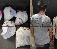 سرقة حبوب مخدرة من معمل أدوية بقصد ترويجها.. وشرطة قطنا تلقي القبض على الفاعل