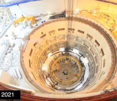 روسيا تقدم أنظمة رئيسية لمفاعل الاندماج النووي الدولي في فرنسا