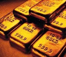 الذهب يصعد فوق 1800 دولار بفعل هبوط الدولار والطلب على الملاذ الآمن