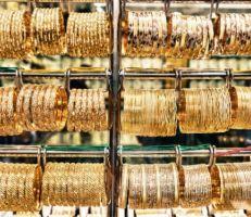 غرام الذهب يرتفع 1000ليرة في السوق المحلية