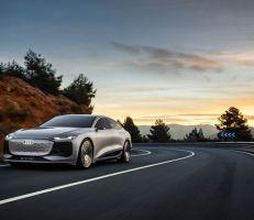أودي A6 e-tron الكهربائية: سيارةسيدان فاخرة جديدة لعام 2023 (صور)