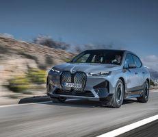 سيارة BMW iX: أول سيارة SUV كهربائية بالكامل للعلامة التجارية (صور)
