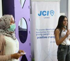 """الغرفة الفتية الدولية في اللاذقية تطلق مشروع """"ليتس دو إت"""" Let's do it"""