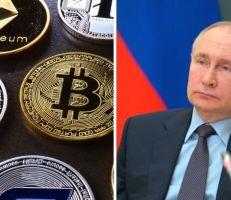 """الرئيس بوتين يبدي تسامحاً تجاه العملات المشفرة: """"لها الحق في الوجود"""""""