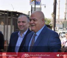 من حلب الوزير عمرو سالم: زيارتي رسمية.. وسيكون لي زيارات سرية تفتيشية !