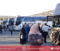 شكاوى حول تكرار تعطل حافلات سفر البولمان على طريق ديرالزور – دمشق .